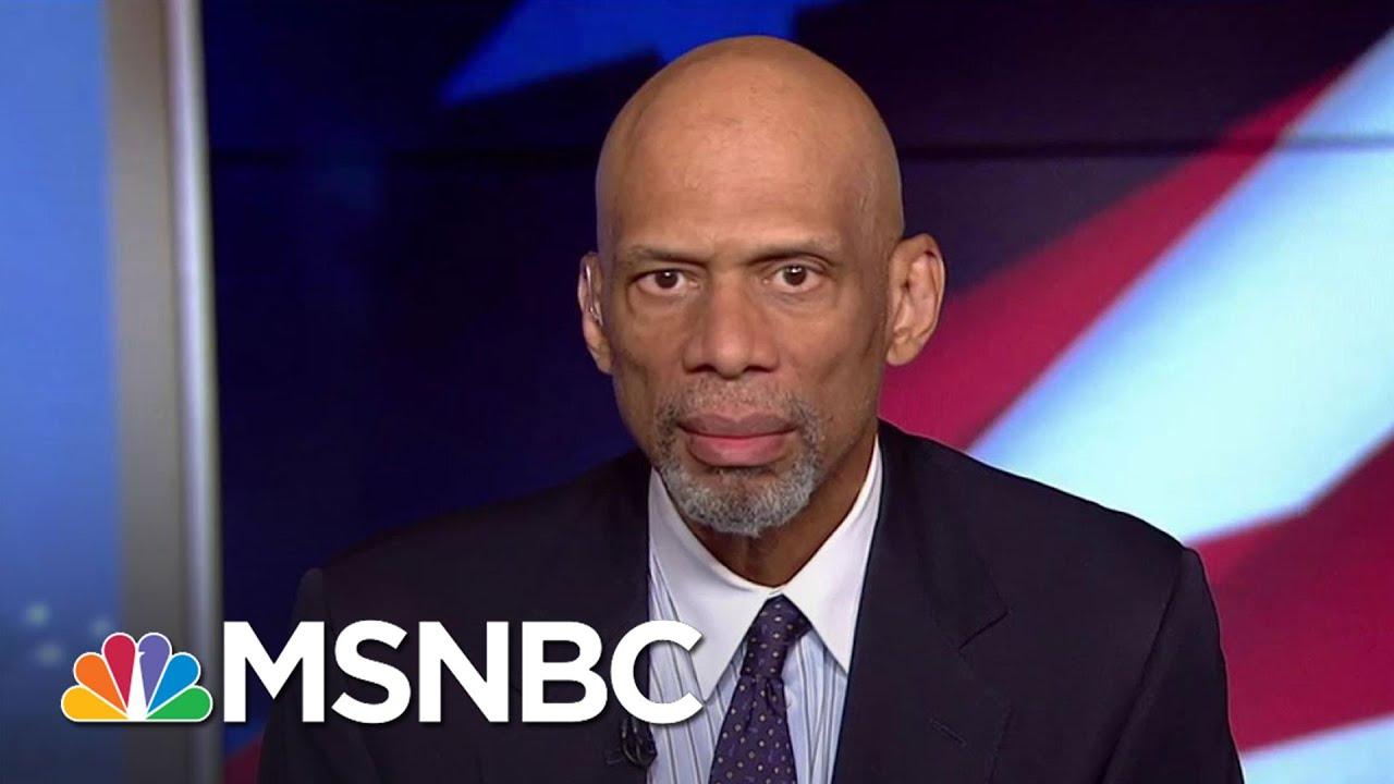 Kareem Abdul-Jabbar On Donald Trump And Islam   Hardball   MSNBC thumbnail
