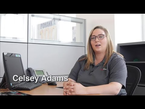 Service Advisor Celsey Adams
