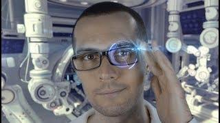 АСМР Sci-Fi Ролевая Игра: ЛОР Осмотр Капитана На Звездолёте | Персональное Внимание