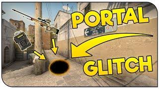 New 'Portal' Glitch On The New Dust 2!