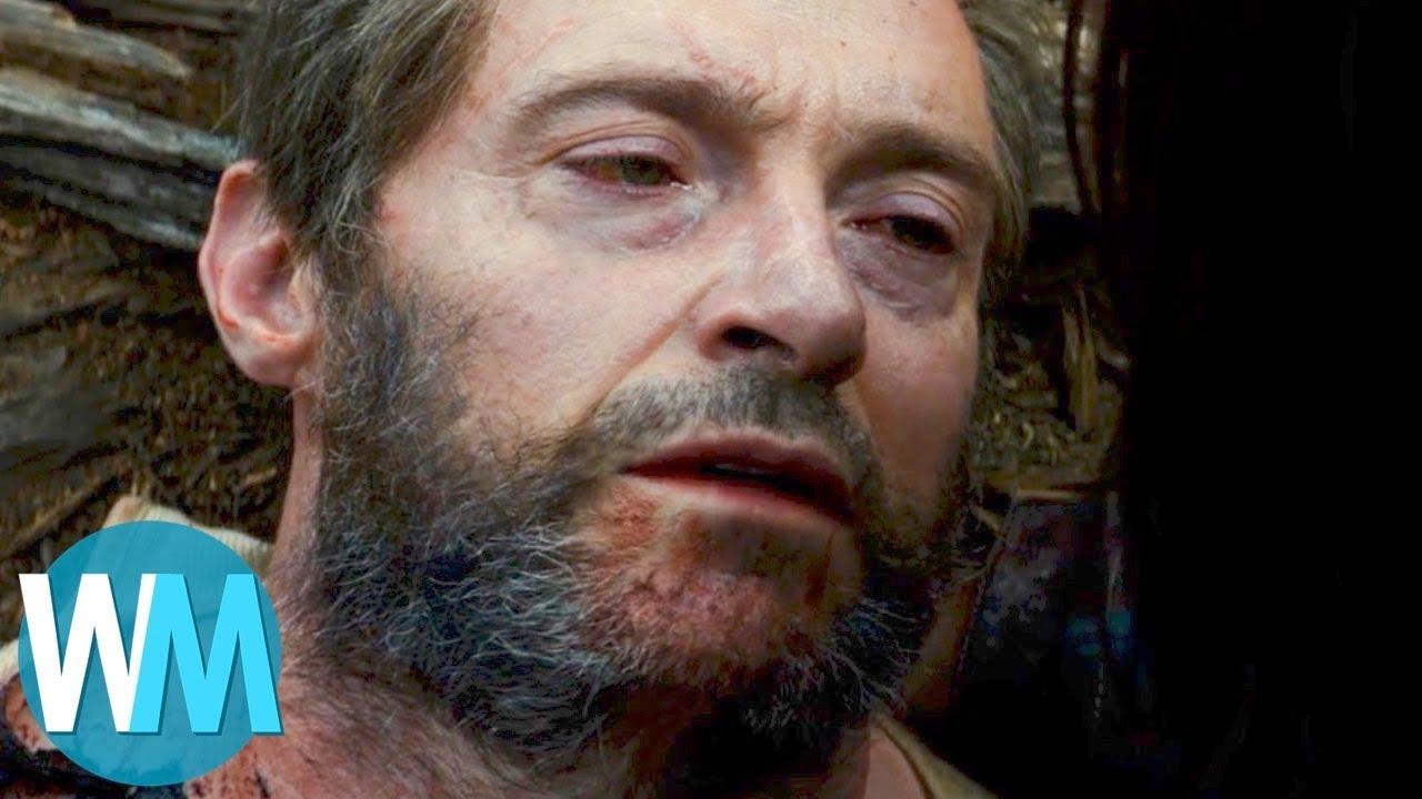 WatchMojo | Top 10 Saddest Superhero Movie Deaths
