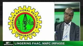 TVC Breakfast 17th July 2018   Lingering FAAC, NNPC Impasse