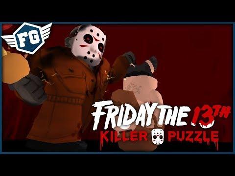 Friday the 13th: Killer Puzzle #4 - Plážoví Šviháci