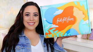 FABFITFUN SUMMER 2020 ☀️ SO EXCITED ABOUT THIS ONE!