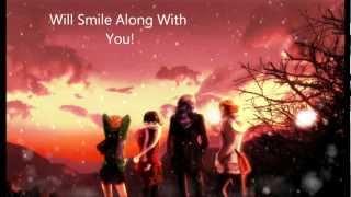 Nightcore - Send It On ( Lyrics )