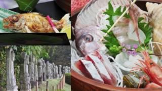 富山の観光と富山の旬の料理