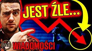 Polacy MASOWO bankrutują! Tak źle jeszcze NIE BYŁO…| WIADOMOŚCI