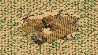 AoE2 - Forest Nothing!? What!?
