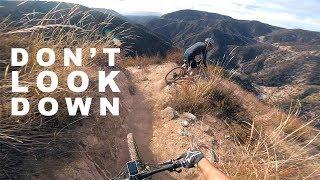 Martin & Ben on Ken Burton Trail