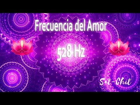 FRECUENCIA DEL AMOR 528 Hz Tono Milagroso ✦ Aumenta la Vibración y Armoniza la Energía ✦  Repara ADN