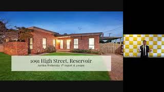 1091 High Street, Reservoir