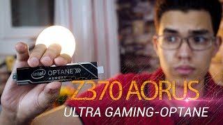انتل optane اكيد هيبهرك    Z370 Ultra Gaming 2-op Review