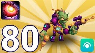 Monster Legends - Gameplay Walkthrough Part 80 - Level 44, Skeel Trooper (iOS, Android)