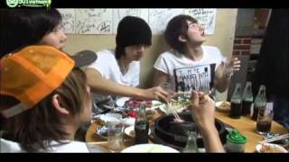 [Vietsub] SS501 - DVD Documentary Of Heart To Heart Dics 1 Part 1