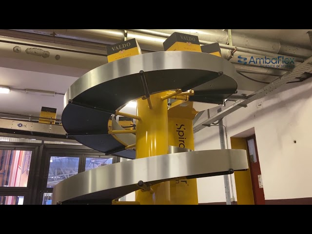 Video - Liquid Container Packing