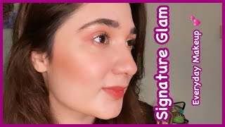 Signature Glam - Everyday Makeup For Beginners In Details !!!