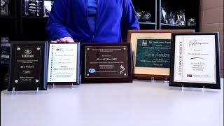 How Award Plaques Are Made