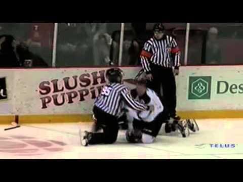 Derek Sheppard vs. Jack Nevins