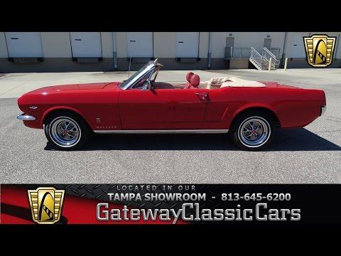Video of '66 Mustang - KOOD