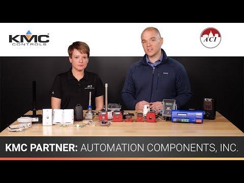 ACI Temperature Sensors and Relative Humidity Products