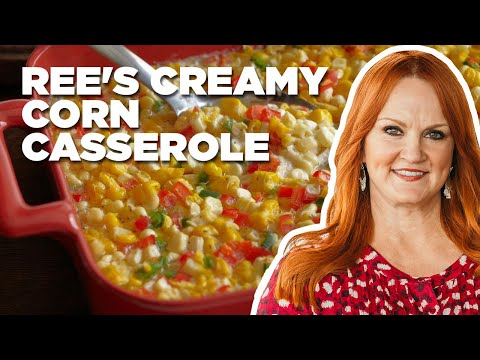 How to Make Ree's Creamy Corn Casserole | Food Network