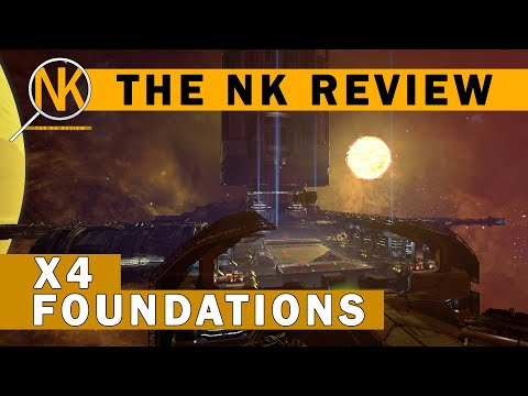 X4 Foundations Video Review