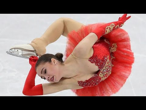 Russian figure skater wins OAR's first Olympic gold at Pyeongchang Games