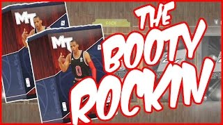 BOOTY BOOTY ROCKIN EVERYWHERE!! - NBA 2K16 MyTEAM Pack Opening | MyTEAM