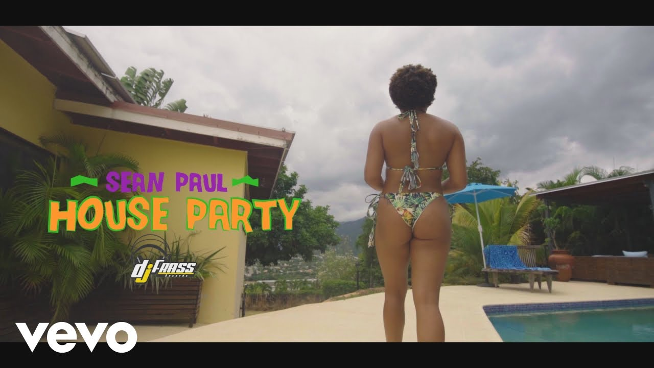 Sean Paul, DJ Frass — House Party