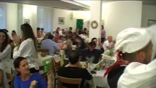 preview picture of video 'Serata italiana 2014 - Hotel Principe Cattolica'