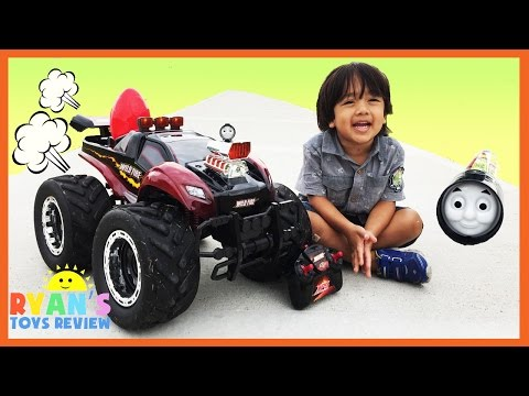 GIANT RC MONSTER TRUCK Remote Control toys Cars for kids