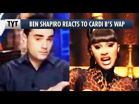Ben Shapiro IMPLODES Over Cardi B's 'WAP' Lyrics