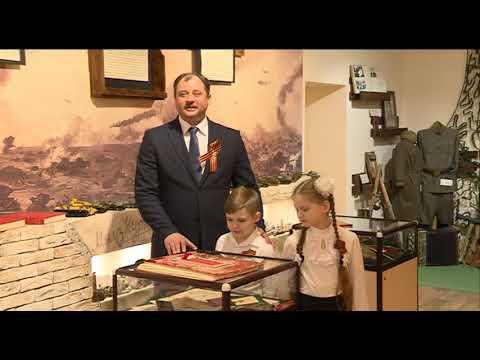 Поздравление с Днём Победы Главы города Кургана Сергея Руденко