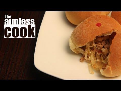 Buddocks – Home Style Meat Buns Recipe