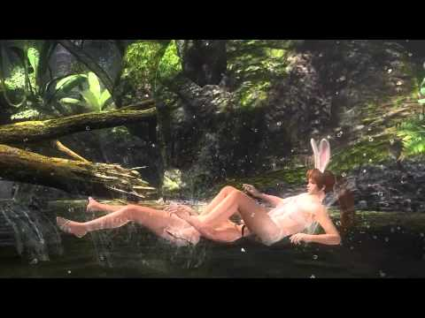 Dead Or Alive 5's 'Sexy Costume' Trailer Needs More Sexy Costume