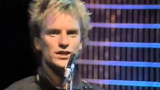 The Police - Wrapped Around Your Finger (HQ STUDIO/1983)