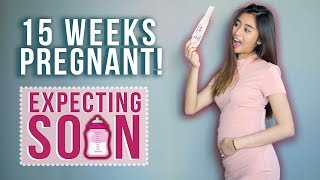 First Trimester Pregnancy Update (Baby Bump REVEALED!)