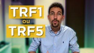 ConcursoTRF1ouTRF5???Qualescolher?!