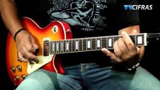 Titãs - Sonífera Ilha - Aula de Guitarra - TV Cifras