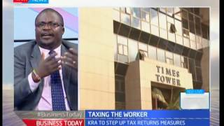 Most Kenyans say the process is tedious, Taxing the worker