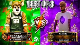 LEGEND SLASHING PLAYMAKER STREAMSNIPES MY HUGE WINSTREAK! MASCOT VS LEGEND BEST OUT OF 3 NBA 2K20!