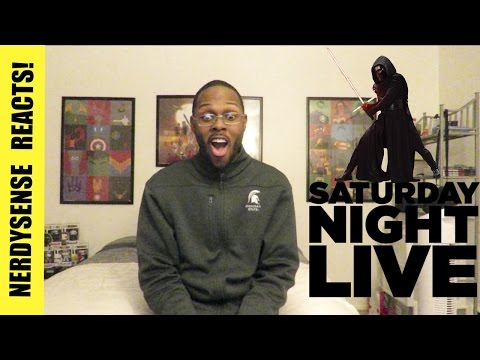 Star Wars Undercover Boss - Starkiller Base SNL Reaction (видео)