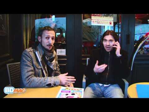 Vidéo de Guillaume Bianco