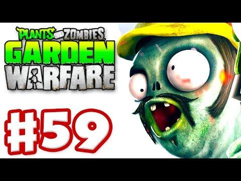 Plants vs. Zombies: Garden Warfare - Gameplay Walkthrough Part 59 ...