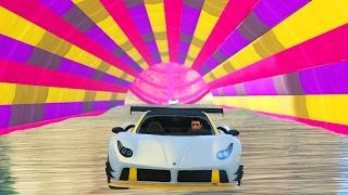 EL CAMINO AL PARAISO - CARRERA GTA V ONLINE - GTA 5 ONLINE