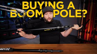 Boom Pole Buyer's Guide