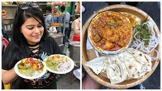 TRADITIONAL Mexican STREET FOOD Market in Mexico City | BEST Tostadas!
