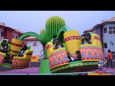 THE FUN NEVER ENDS AT HI-IMPACT PLANET NIGERIA