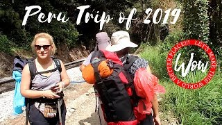 WOW & Travel Capsule – Peru Pilgrimage 2019