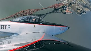 The Vans RV-8 Part 1: Pulling G's Over The Forth Rail Bridge
